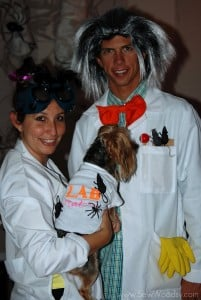 mad scientist costume 2