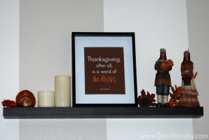 thanksgiving shelves 1