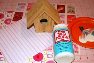 Love Bird Birdhouse 0