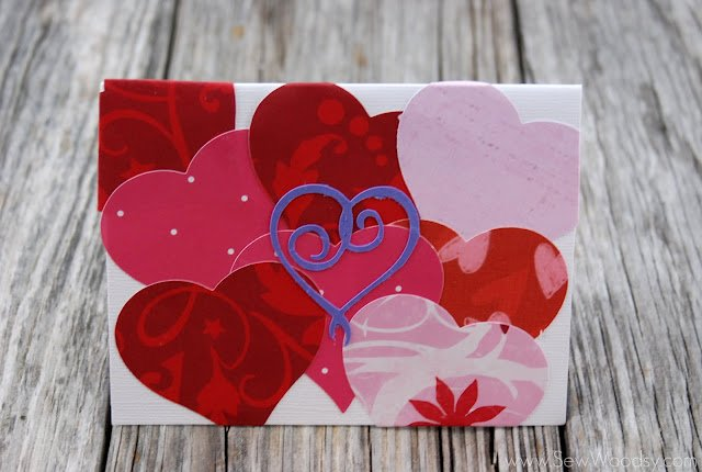 title> homemade valentine's day cards</title> | sew woodsy, Ideas