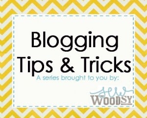 blogging tips & tricks button