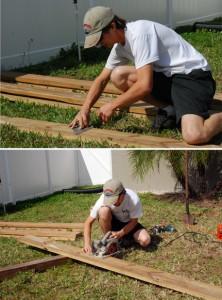 Building a Garden Box 7