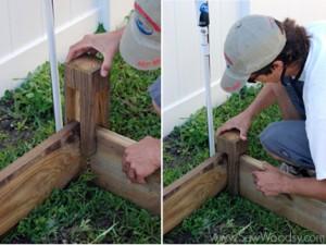 Building a Garden Box 8