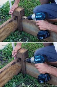 Building a Garden Box 9