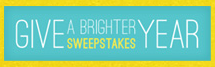 AstroBrights Give A Brighter Year Sweepstakes