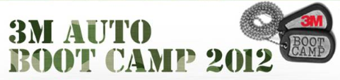 3M Auto Boot Camp 2012