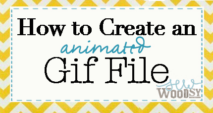 Blogging Tips & Tricks: How to Create an Animated Gif File | Sew ...