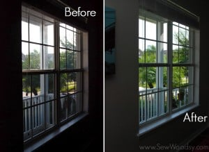 before after fish window cleaning