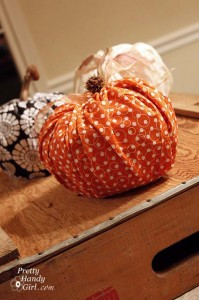 {Guest Post} Toilet Paper Pumpkins from Pretty Handy Girl