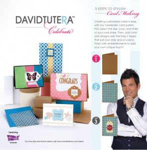 David Tuterea Celebrate prize pack worth $50+