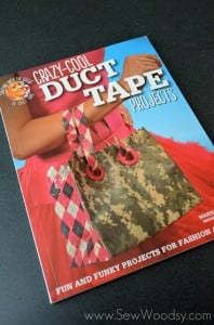 Crazy-Cool Duct Tape Projects Book Review + Our Favorite Things