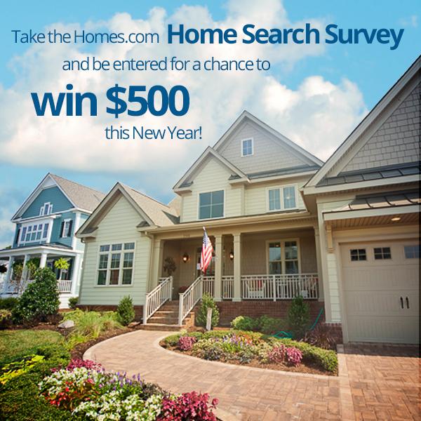 Homes.com Home Search Survey