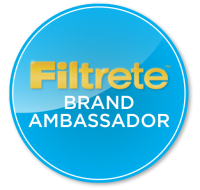 Filtrete Healthy Home Club - Blogger ambassador.