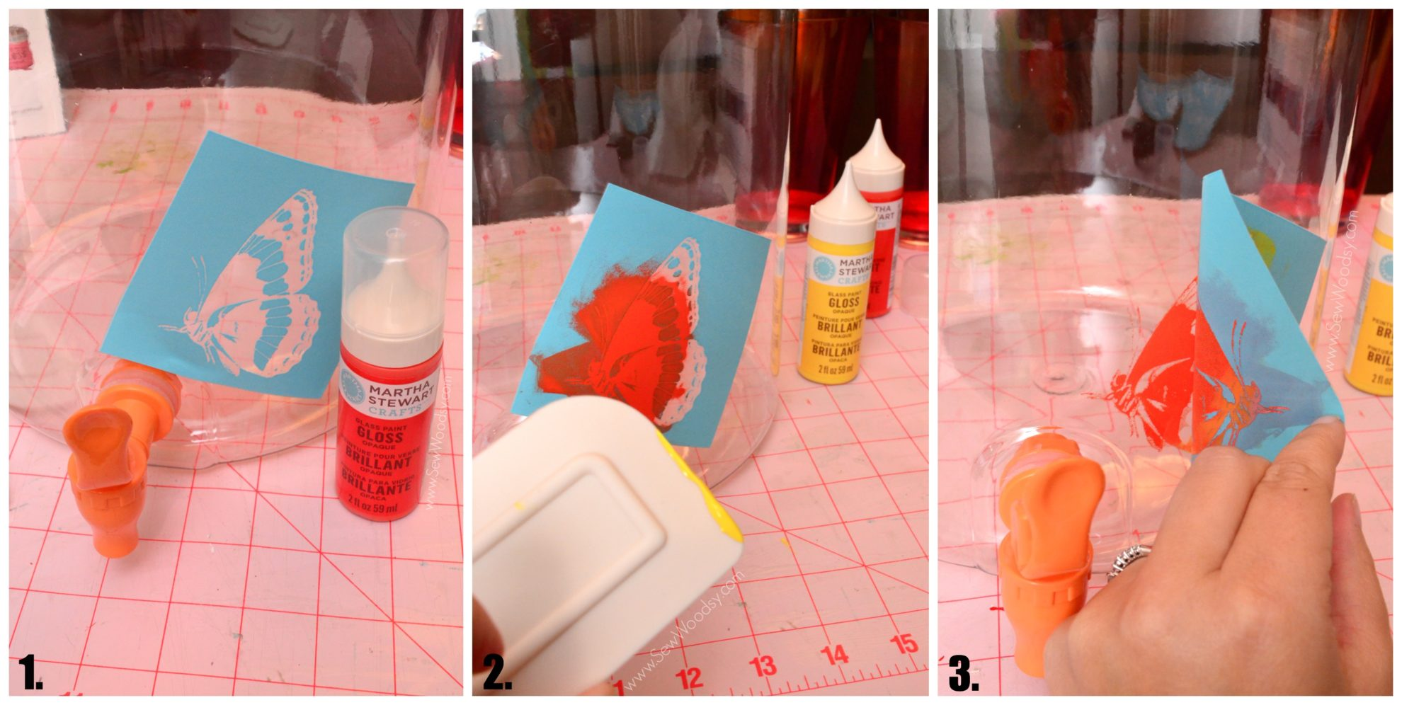 title> DIY Painted Drink Dispenser</title> | Sew Woodsy
