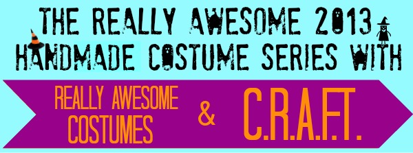 The Really Awesome 2013 Homemade Costume Series