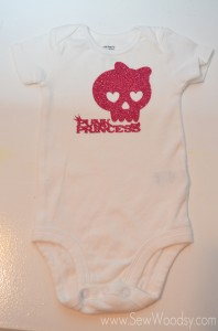 Punk Princess Onesie 5