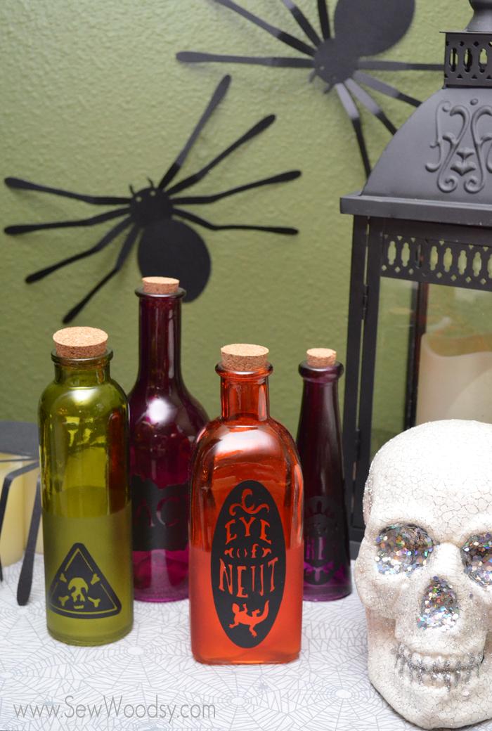cricut apothecary jars 11