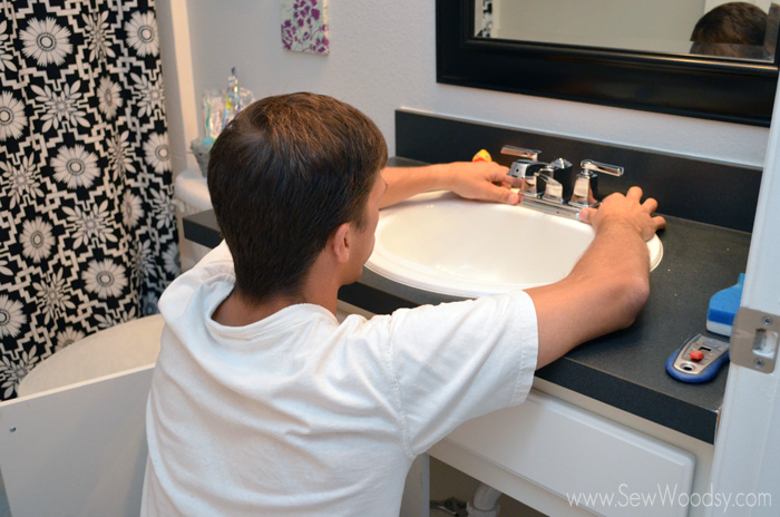 Cool Tutorial How To Install The Moen Boardwalk Centerset Download Free Architecture Designs Grimeyleaguecom