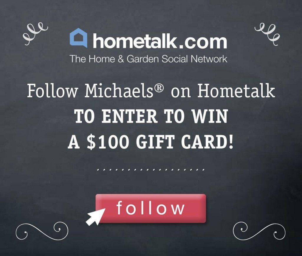 HomeTalk Enter to Win