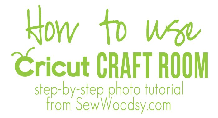 How To Use Cricut Craft Room