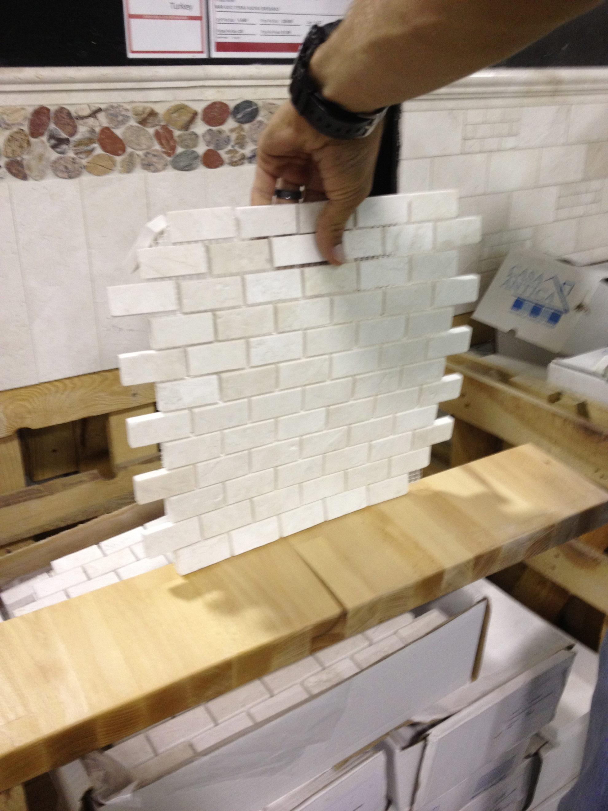 Choosing the right kitchen backsplash - Sew Woodsy