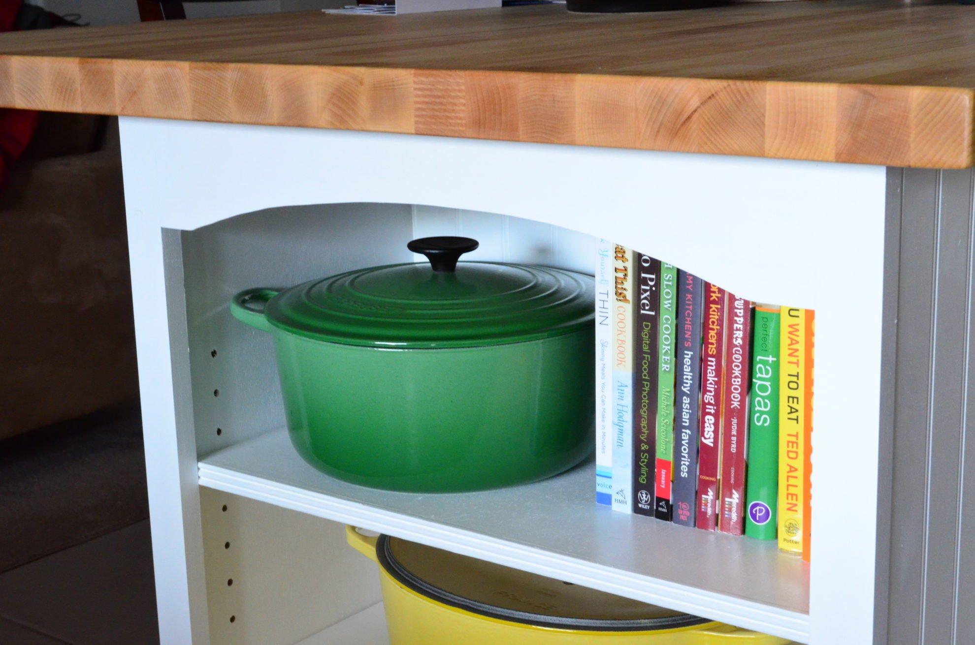 Kitchen Island Custom Bookcase Video Tutorial Created For Homesdotcom By Sewwoodsy Diy