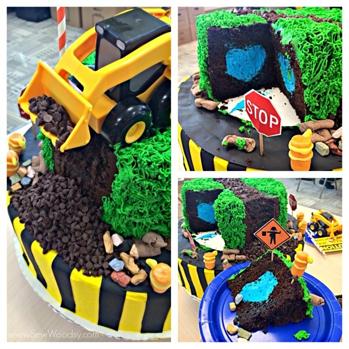 Construction Themed Baby Shower