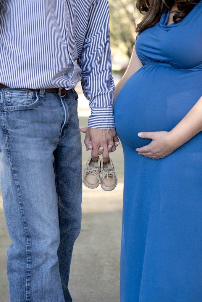 maternity photos from SewWoodsy.com ©ChristyBuonomoPhotography2014