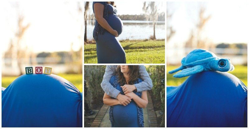 maternity photos from SewWoodsy.com ©ChristyBuonomoPhotography2014