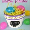 Easy DIY Easter Planter