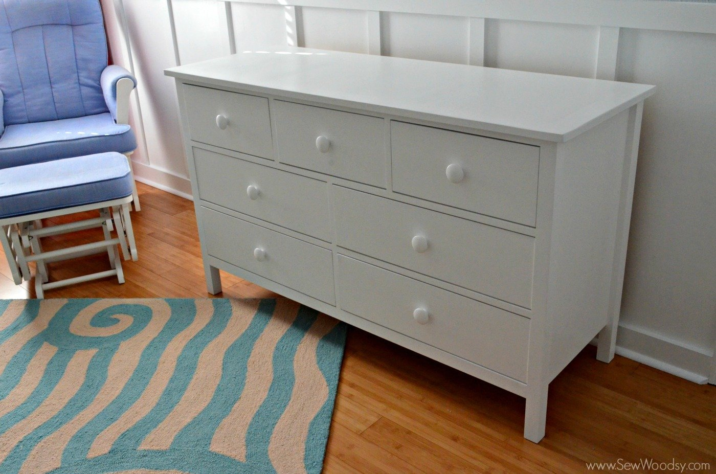How to make dresser drawers - Kendall Dresser
