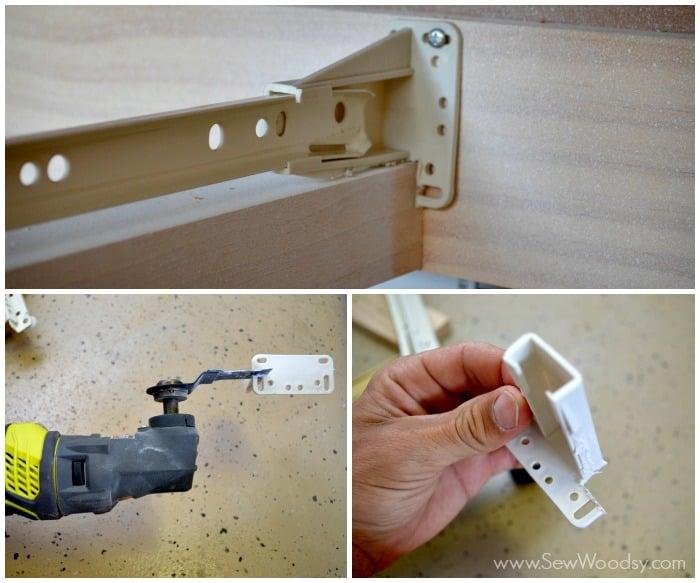 kendall dresser construction 13