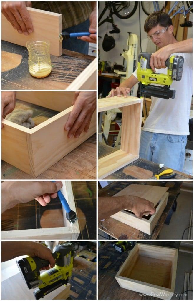 kendall dresser construction 6