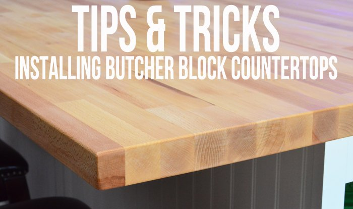 How to install butcher block countertop house plans How to install butcher block countertop