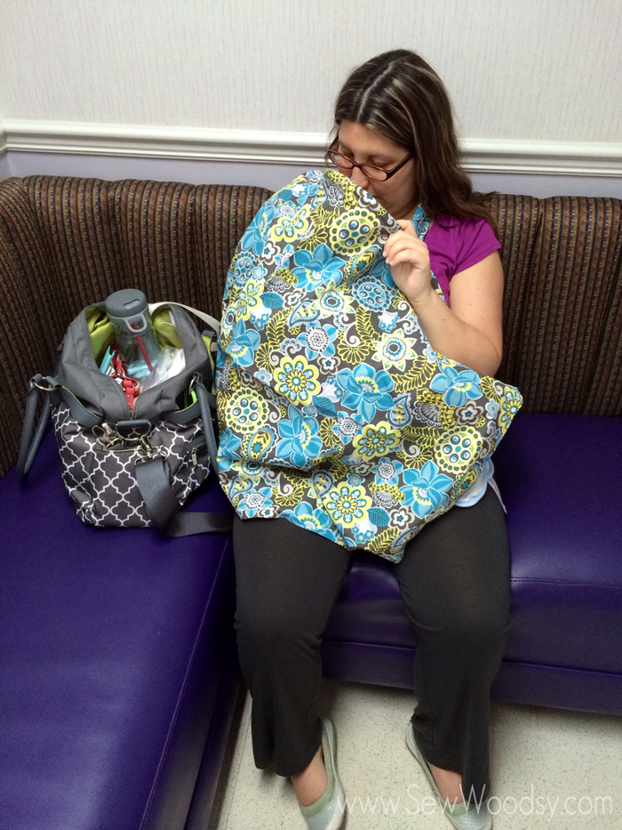 Nursing Cover Tutorial Round-Up