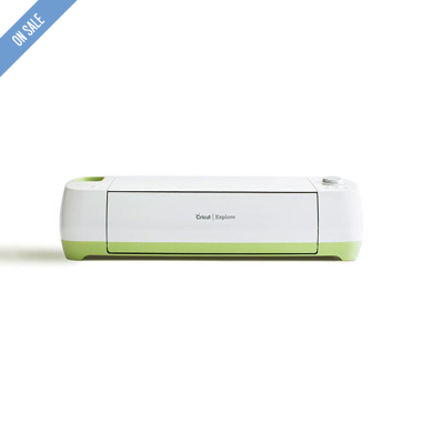 Cricut Explore on Sale for $219 plus $15 off in coupon codes