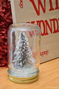 christmas tree mason jar 6