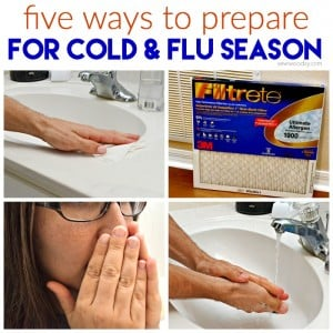5 Ways to Prepare for Cold & Flu Season
