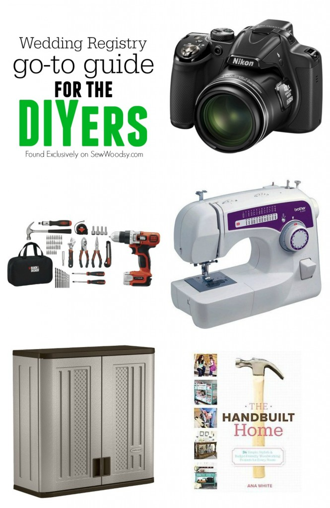 Wedding registry go-to guide for the DIYers #TargetWedding