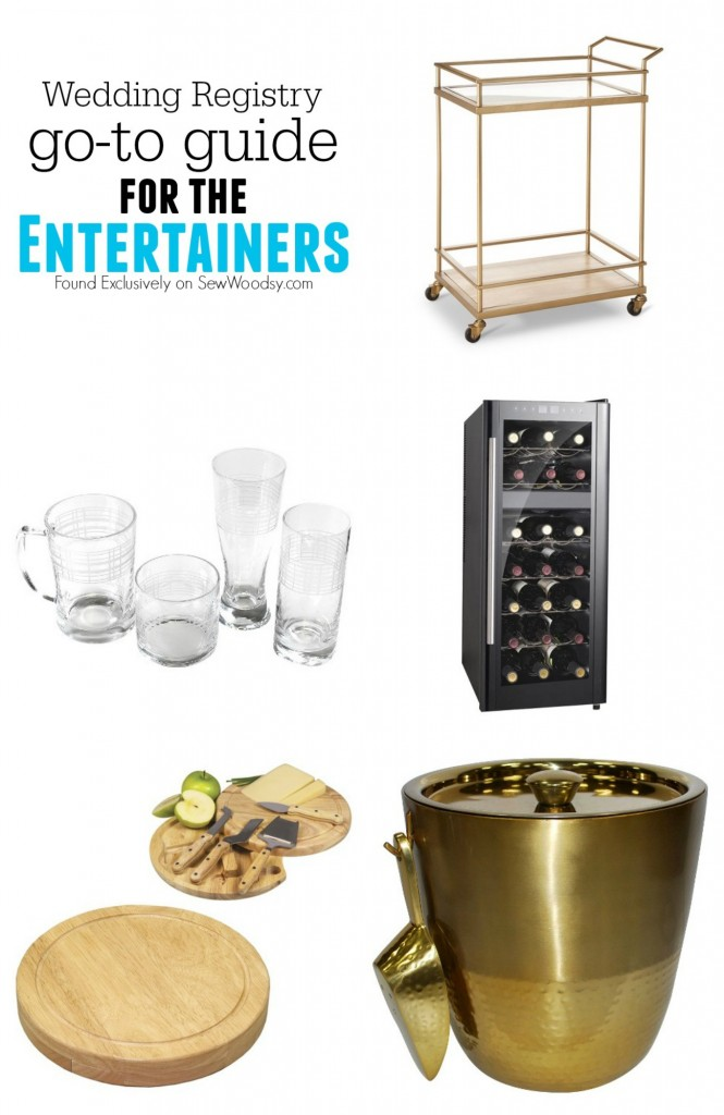 Wedding registry go-to guide for the entertainers #TargetWedding