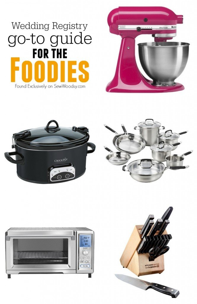 Wedding registry go-to guide for the foodies #TargetWedding