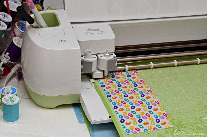 Cutting Fabric with Cricut Explore