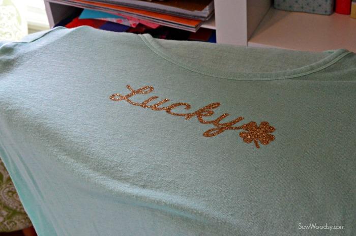 Lucky shirt  6