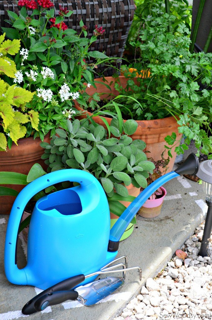 Gardening with OXO