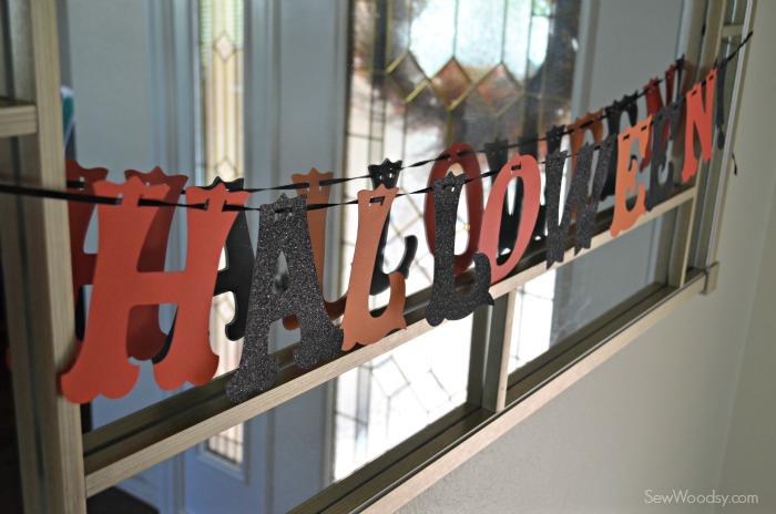Halloween Entryway 2015 - banner