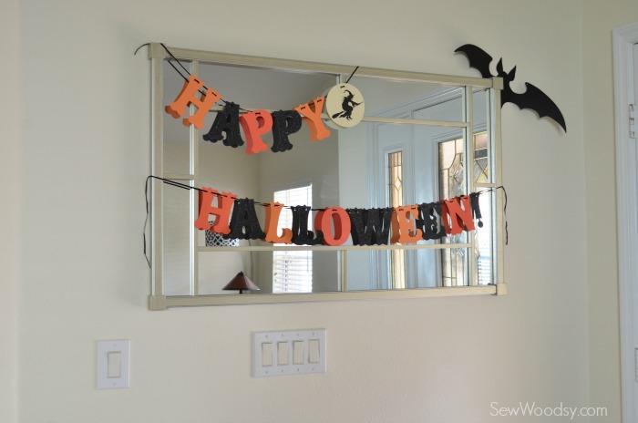 Halloween Entryway 2015