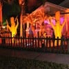 Halloween Decorated House 2015