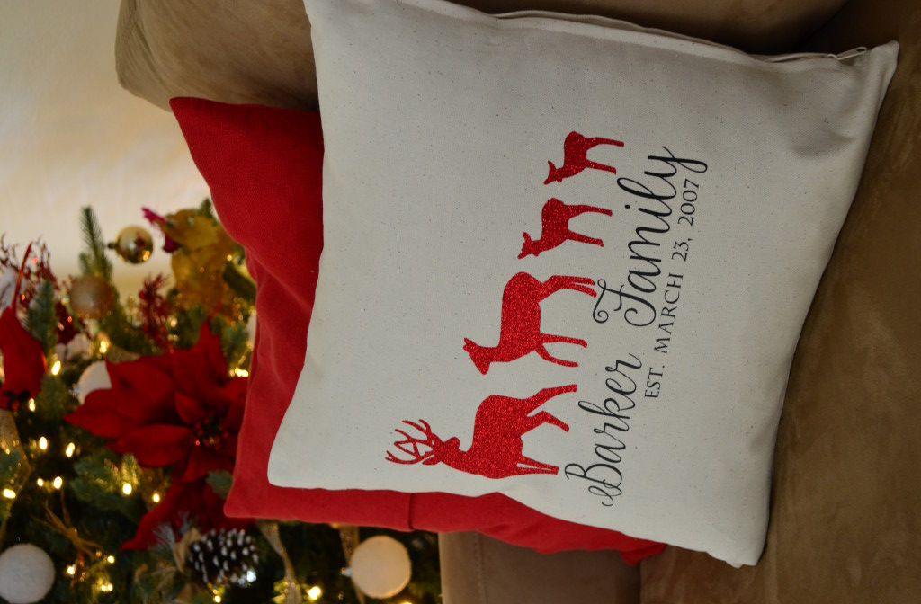 Barker's Deer Family Photo