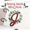 Seeing Santa Mini Book