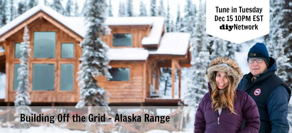 Building Off The Grid - Ana White Cabin